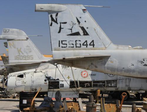 Il recupero di un aereo per farlo volare non è stato ancora descritto