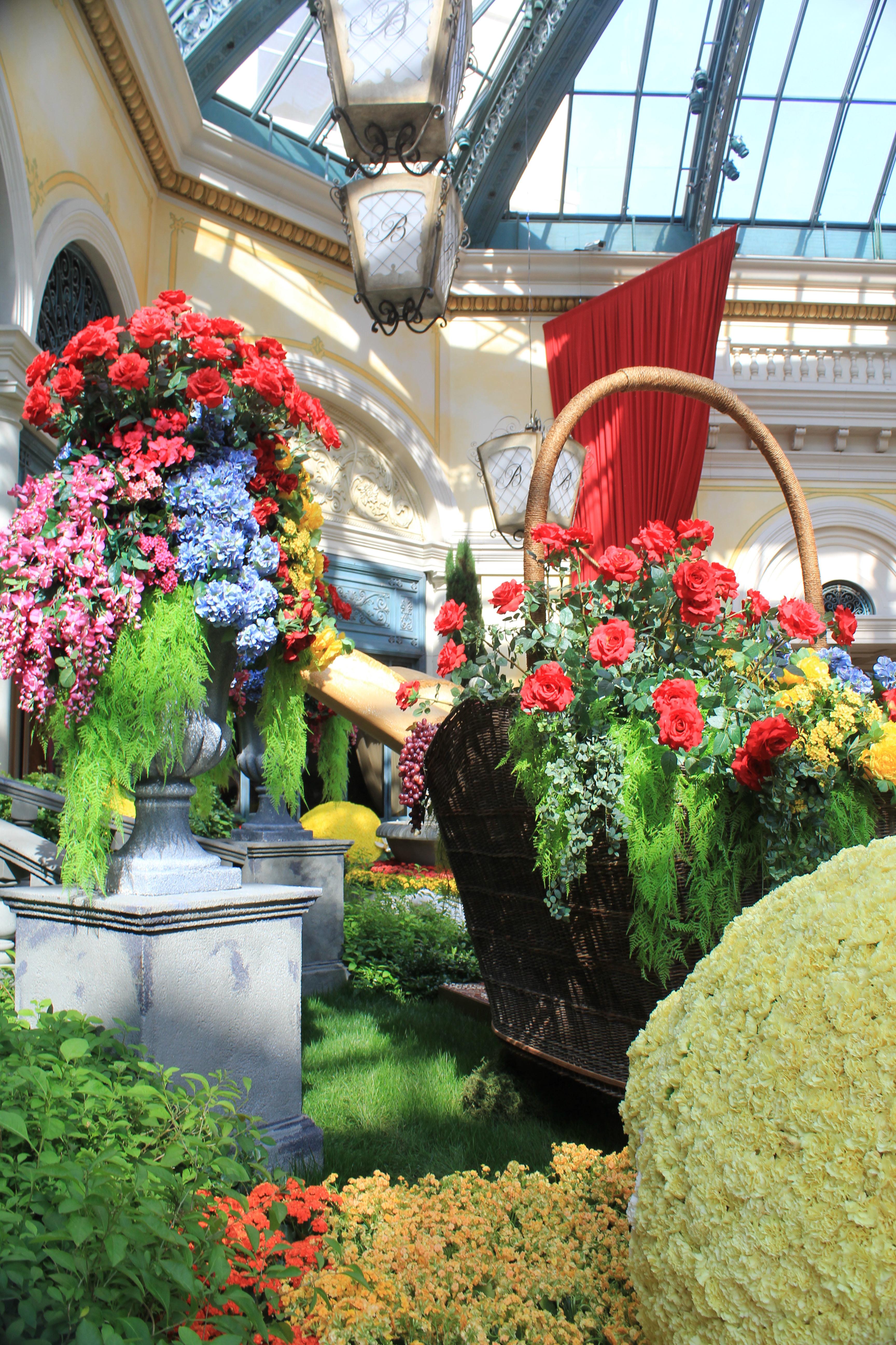 Landscape & marketing a Las Vegas con il Bellagio. Esempi di studio