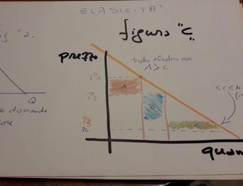 Marketing aziendale lezione 2. Elasticità